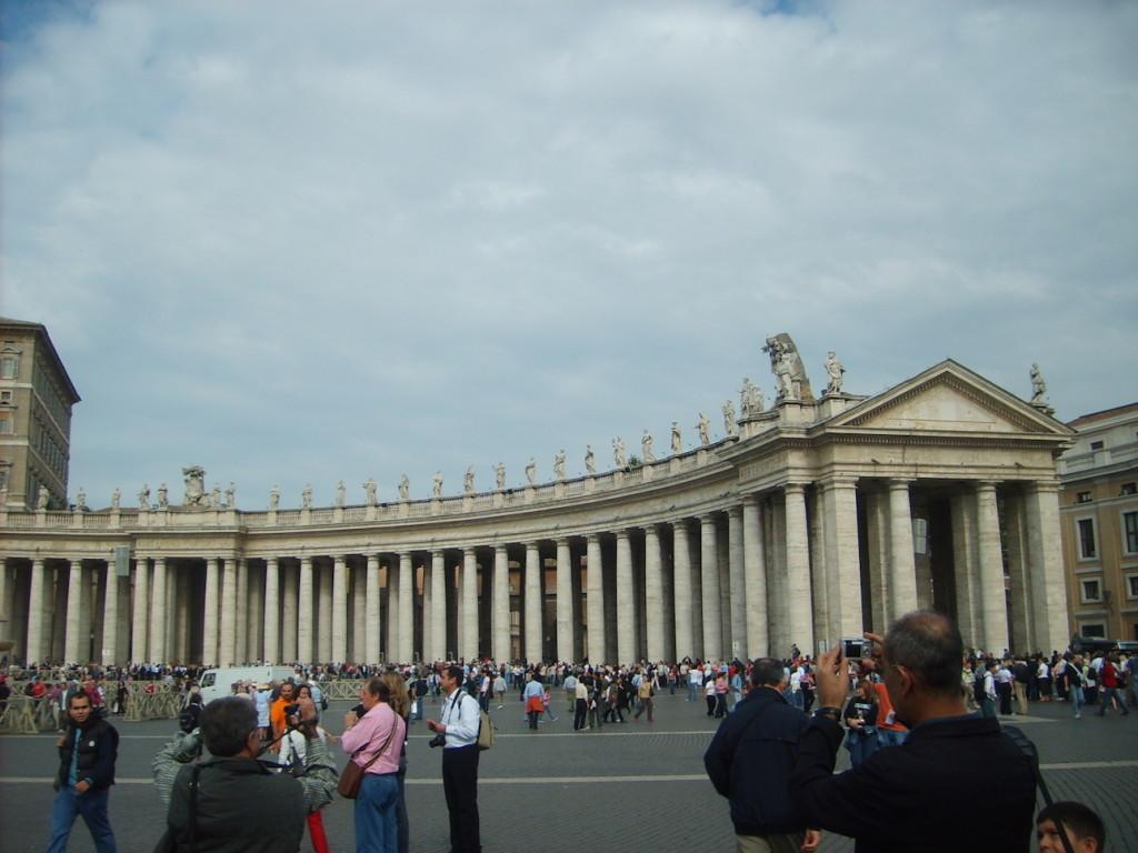 San Pietro (St. Peter) Meydanı