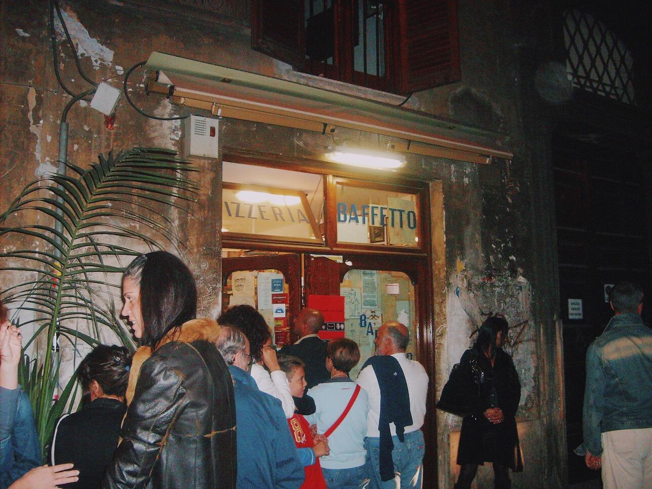Pizzeria Baffetto