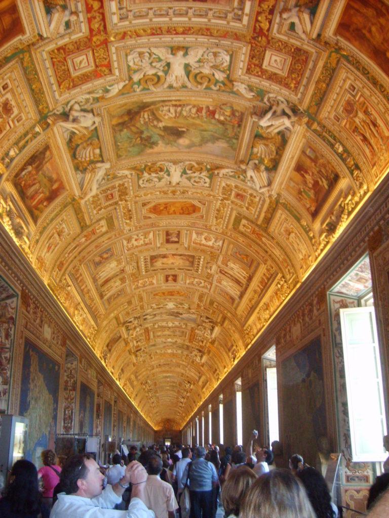 Vatikan Koridorları