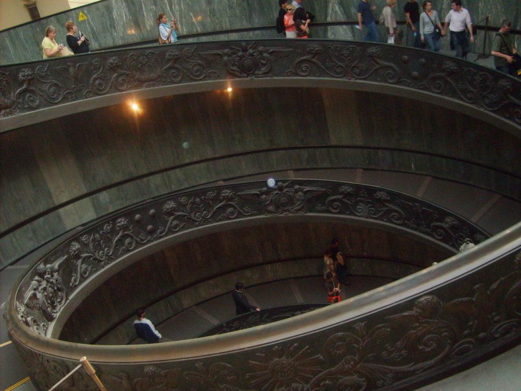Spiral Merdivenler