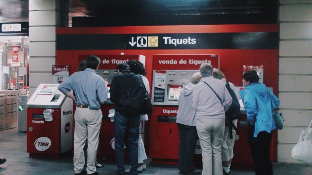 Barcelona Metrosu Bilet