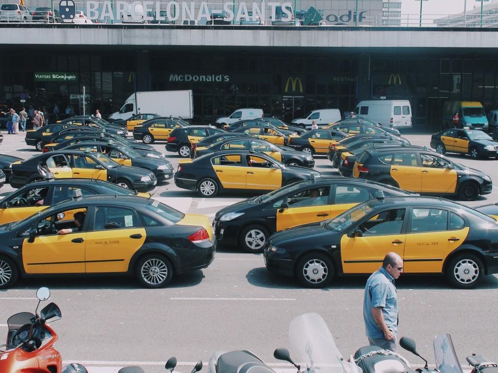 Barcelona Taksi