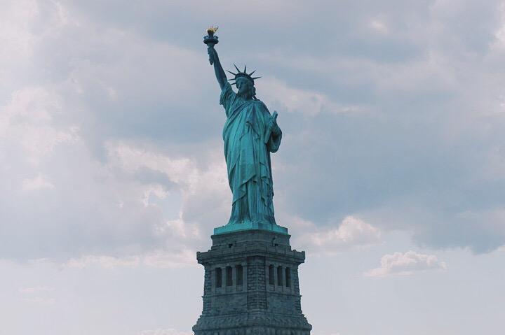 Özgürlük Heykeli Newyork/USA