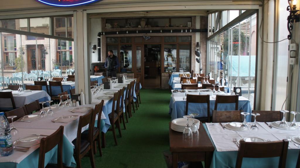 Cunda Sahil Restaurant