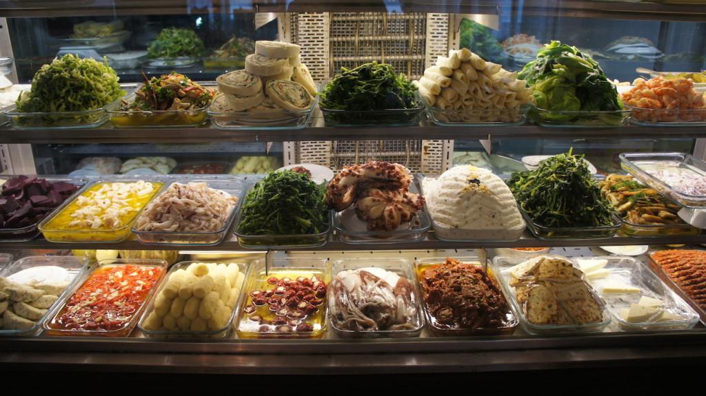 Cunda Sahil Restaurant Meze