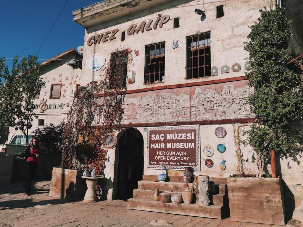 Chez Galip Saç Müzesi