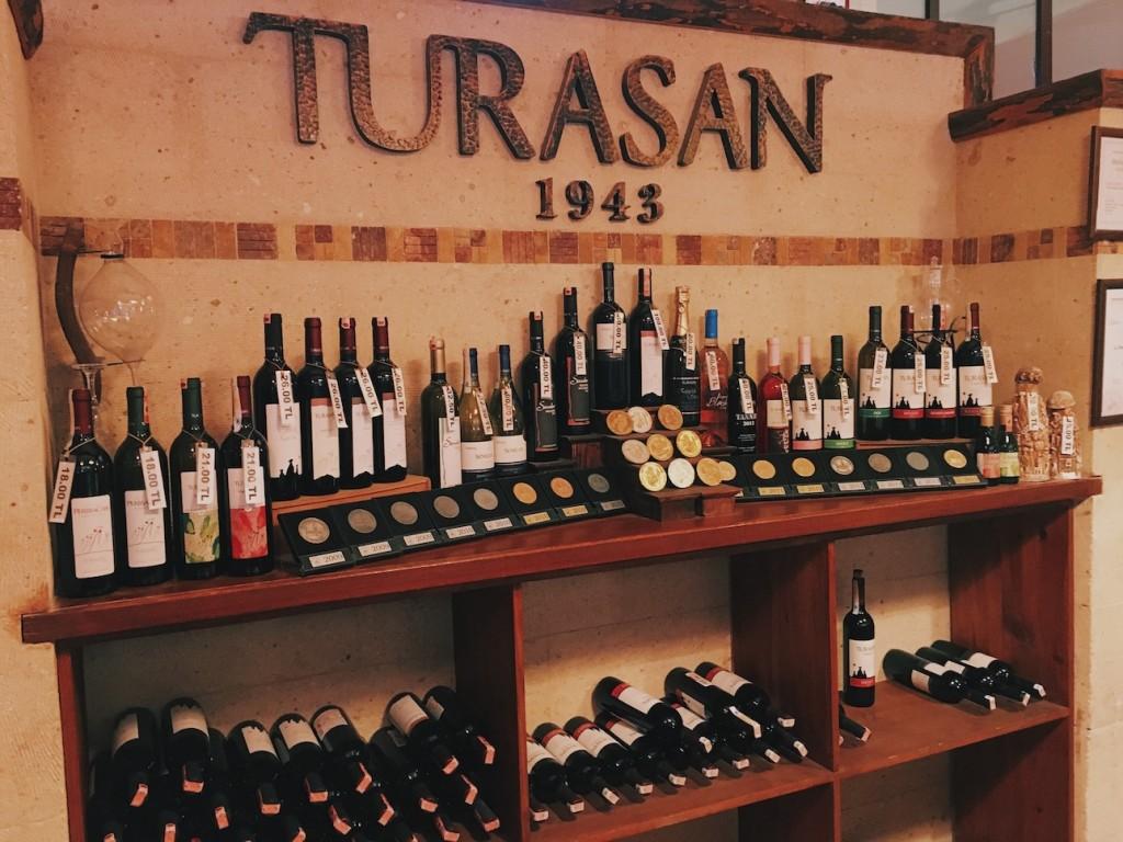 Turasan şarap