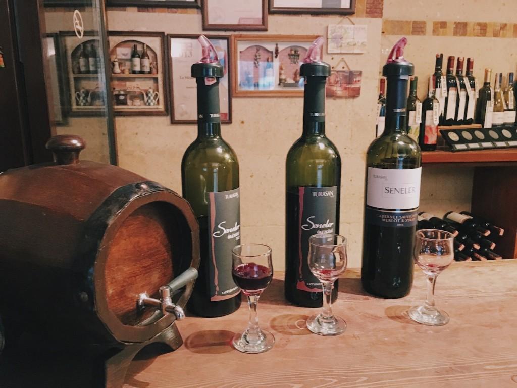 Turasan Wine