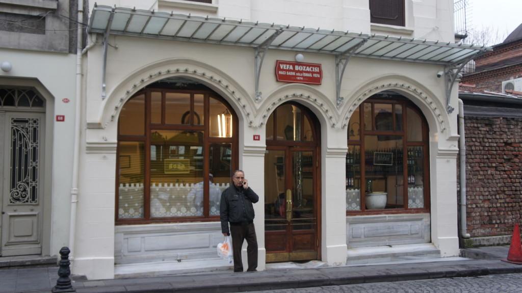 Vefa Boza House