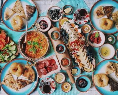 Bazlama Breakfast House