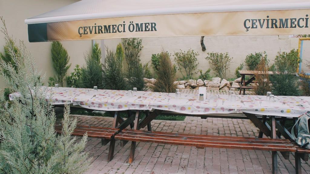 Ömer'in Yeri Oğlak Çevirme