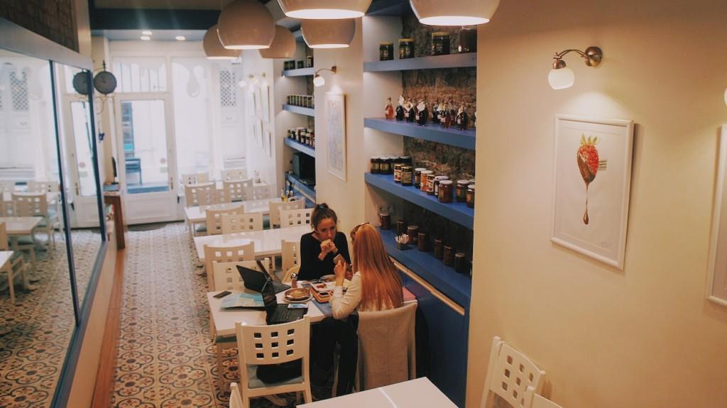 Marmelat Pera Cafe